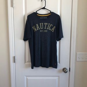 Nautica Jeans Co graphic t-shirt